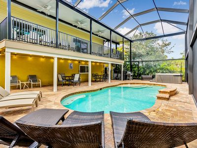 Photo for Great Escape Private Pool and Pier Area