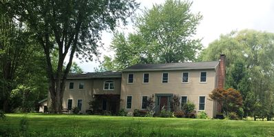 Photo for Big Country House in Saratoga Springs on 2 acres, 6 min to town