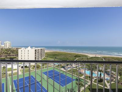Photo for Updated Oceanfront Condo with Resort Amenities! Brand new flat screen TVs and kitchen appliances! New Pictures Coming Soon!