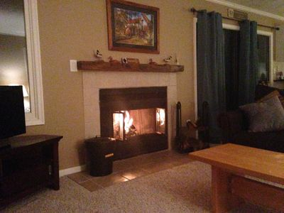 Photo for Cozy 2 Bedroom Condo at Wintergreen Resort