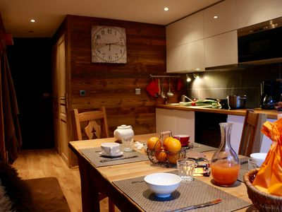 Photo for 3 BEDROOMS, COCOONING, CENTER, CHALET STYLE, WELLNESS