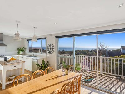 Photo for A holiday house with spectacular views of Port Phillip Bay