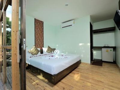 Photo for Modern Top Sea View bungalow 2