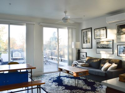 Photo for Spacious Loft on Mississipi Ave