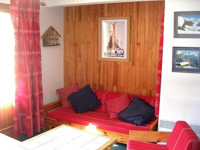 Photo for Apartment Champagny-en-Vanoise, 2 bedrooms, 6 persons