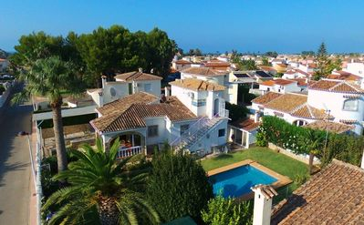 Photo for House with pool in Els Poblets area -Denia beach about 700 meters