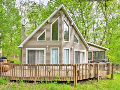 Photo for 3BR House Vacation Rental in Lehman Township, Pennsylvania