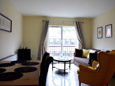 Photo for Central Dublin 1 Bedroom Apartment