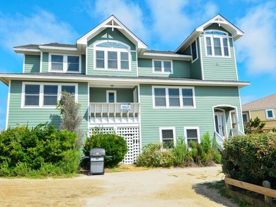 Photo for An Ocean View (formerly Coast Awhile) | Oceanfront | Carolina Dunes | Duck | Sleeps 18