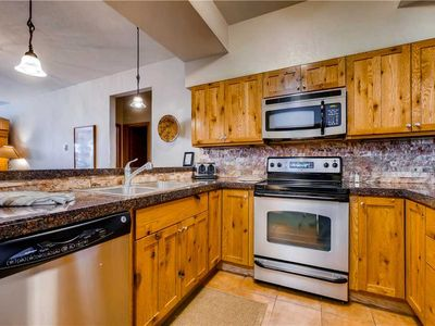 Photo for Top-Floor Condo w/Onsite Pool & Hot Tubs! Perfect Summer Mtn Location!
