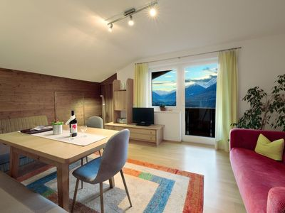 Photo for Apartment Brennerspitze, TYP1B, 2 to 4 persons - Apartments Tiroler Alpenhof
