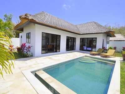 Photo for Ungasan 2 Bed villa, close to beaches