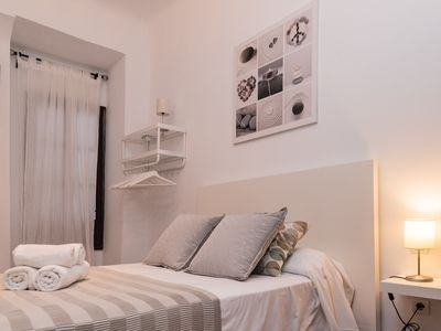 Photo for MONTHLY RENTAL .ALBAYZIN ALHAMBRA COZY APARTMENT. ask for monthly rates.