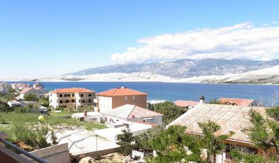 Photo for Apartment TI  A1(4)  - Pag, Island Pag, Croatia