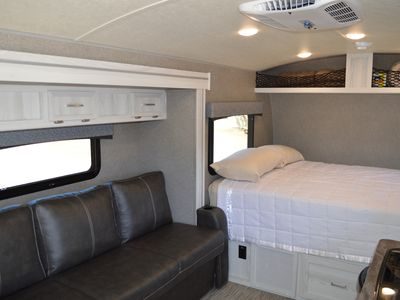 Photo for Outdoor Fun RV Fully Setup! Site fee included