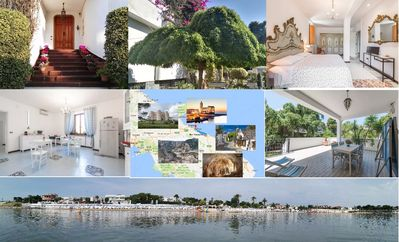 Photo for Villa Mary, style and relaxation a stone's throw from the sea