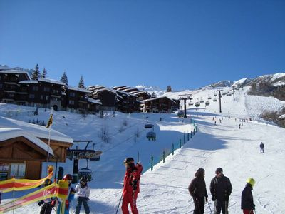 Photo for Ski with your family on the GRAND DOMAINE, St François / Valmorel