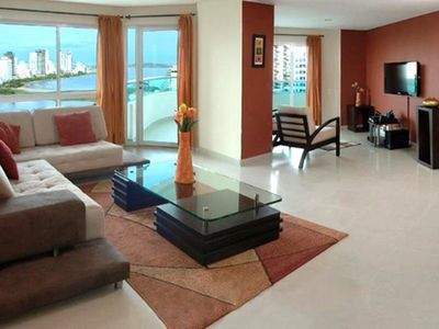 Photo for 4BR Apartment Vacation Rental in Cartagena, Bolivar