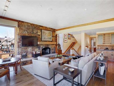 Photo for Owl Creek 05: 4 BR / 5 BA townhome in Snowmass Village, Sleeps 10