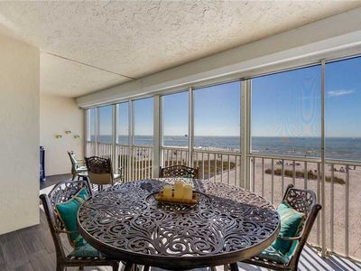 Photo for Gateway Villa 397, Sleeps 6, 2 Bedrooms, Gulf Front, Elevator, Heated Pool