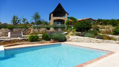 Photo for 4BR House Vacation Rental in Cabrerets, Occitanie