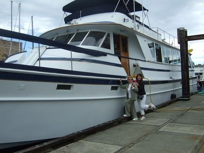 Photo for 5BR Yacht Vacation Rental in San Francisco, California