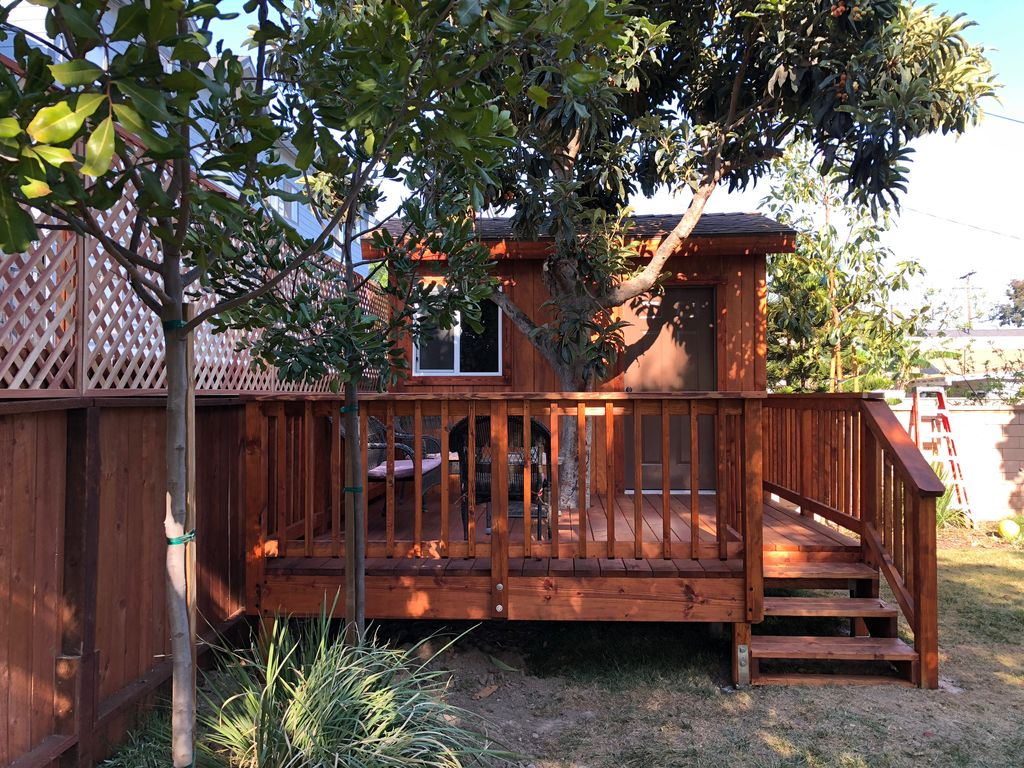 Luxury Home with *treehouse* in Orange County!
