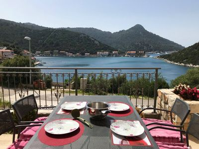 Photo for Ankora Apartment B in Zaklopatica, Lastovo