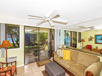 Photo for KR206-Tranquil South Maui Condo with Lovely Park and Ocean Views in Beach Front Resort