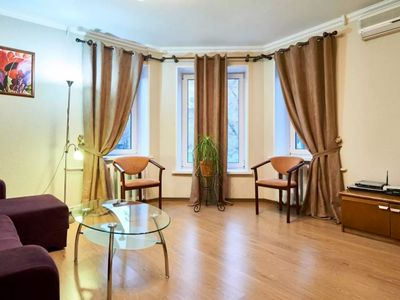 Photo for Nice apartment Nyzhniy Val 41 (2)