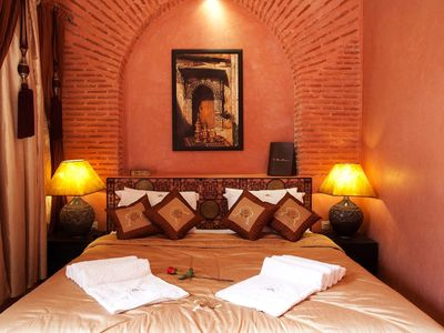 Photo for Riad La Rose D'orient, Luxury and Traditional