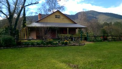 Photo for Blair Homestead, high-country history