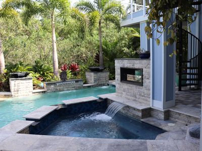 Photo for Tropical Waterfront Oasis