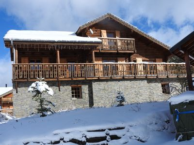 Photo for CHALET 4 ****, SAUNA, SPA, BILLIARD, 300DVD, WEK-END 3 NIGHTS, WEEK