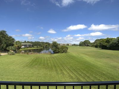 Photo for Sea Palms Villa w/ Views Of Lagoon & 18th Fairway *Spring/Summer Rates Reduced*