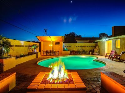 Photo for Old Town Scottsdale's Best 12 Bed-Sleep 24 Estate  ❤️ Near Events, Best Golf-Dine-Heated Pool-Spa.