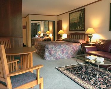 Photo for Cliff Lodge Snowbird, Ski in-out, Studio.  Sleeps 4. March 8-15 Only. $155/night