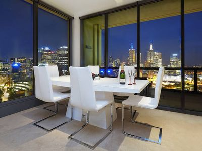 Photo for 3BR Apartment Vacation Rental in Southbank, VIC