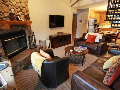 Photo for Snow Flower Condo #38, 3 bed/loft 3 bath, sleeps 9, SKI-IN/SKI-OUT to Park City Mountain Resort