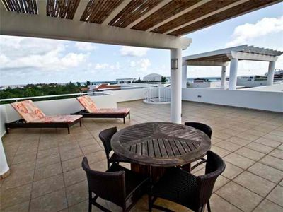 Photo for 5bedrooms Side-by-Side Units. Lush Outdoor Spaces. Perfect for Groups at Palmar del Sol