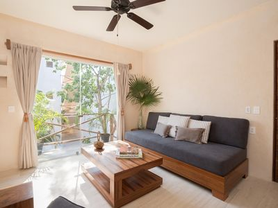 Photo for The perfect 1BR APT in TULUM! 3 PAX