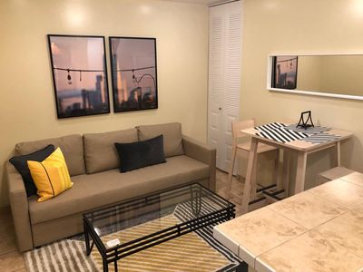 Photo for 1817 1D · Superb 1bed Apt.-20 Min to NYC/Parking Avail.