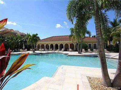 Photo for Walk to Coconut Point Mall - Heated Pool/ Spa/ Gym - GATED