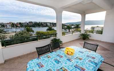 Photo for 4BR Apartment Vacation Rental in Riviera Trogir, Riviera Trogir