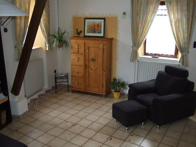 Photo for Cozy cottage with garden and parking space, near Worms