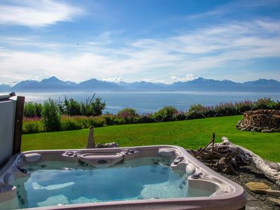 Photo for Gorgeous Home, Private Hot Tub, Incredible View!