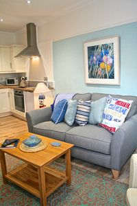 Photo for One bedroomed apt in old town Padstow.