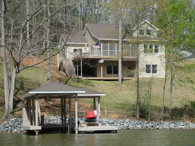 Photo for Great Escape Vacation Rental Smith Mountain Lake