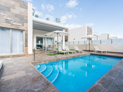 Photo for Large villa in Orihuela Costa, on the Costa Blanca, Spain  with heated pool for 6 persons