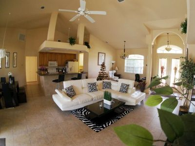 Photo for Vacation home Paradise Villa in Cape Coral - 6 persons, 3 bedrooms